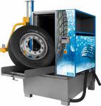 Мойка для колес Wulkan-500H